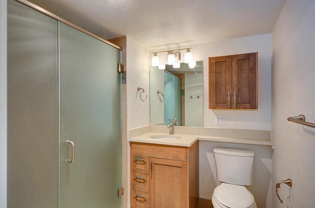 Portfolio after remodel, bathroom