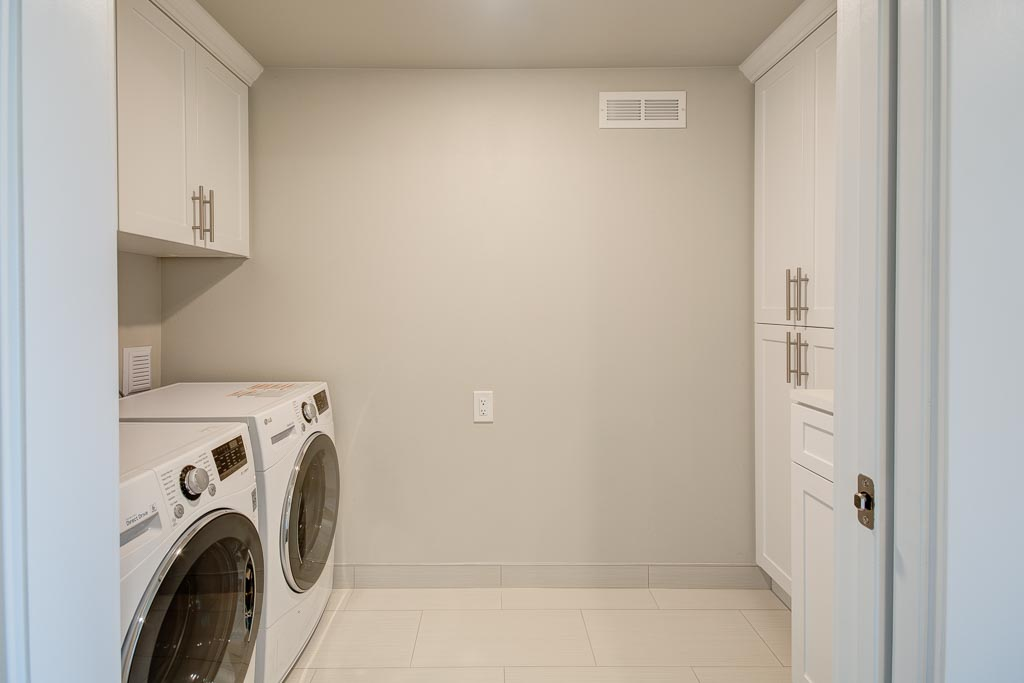 Hearthstone Laundry room