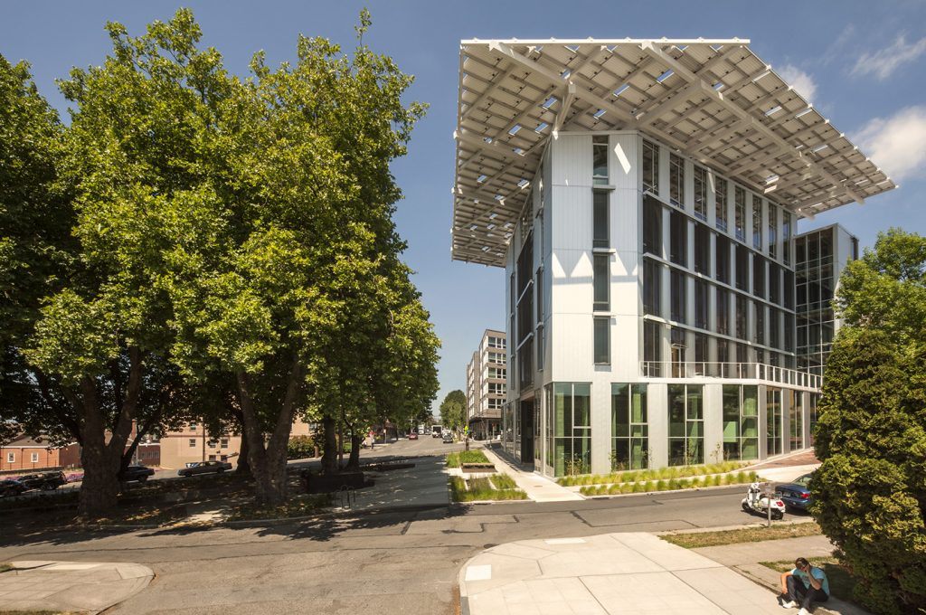 Green Design: Bullitt Center, Seattle, WA